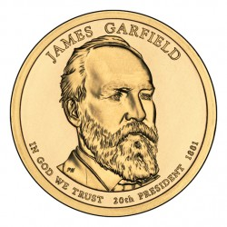 James-A.-Garfield-Presidential-Dollar