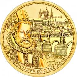 100 евро, Австрия (Чешская корона Святого Вацлава)
