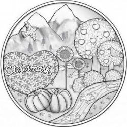 10 евро «Штирия» (серия «Федеральные земли Австрии»)
