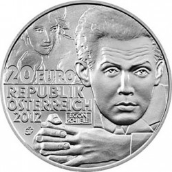 20 евро «Эгон Шиле»