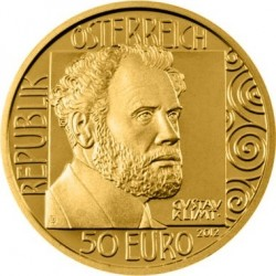 50 евро «Портрет Адели Блох-Бауэр I»
