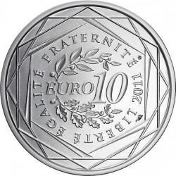 10 евро. Регионы Франции. Майотта
