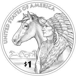 Новый доллар 2012 года - «Торговые маршруты XVII века»