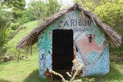 Банга - традиционное жилище холостых людей на Майотте