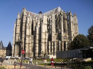 Собор Святого Петра в Бове (фр. Cathédrale Saint-Pierre de Beauvais)