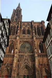 Страсбургский собор (фр. Cathédrale Notre-Dame)