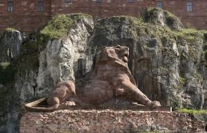 Бельфорский лев (фр. Lion de Belfort)