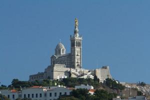 Нотр Дам де ла Гард (фр. Notre-Dame-de-la-Garde)