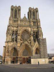 Реймсский собор (фр. Notre-Dame de Reims)