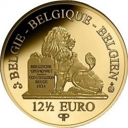 Бельгия, 12 1/2 евро (Альберт II)