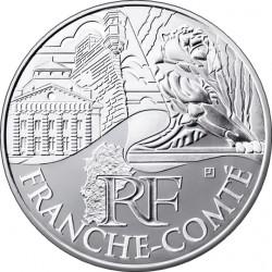 Франция, 10 евро (Франш-Конте)