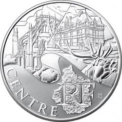 Франция, 10 евро (Центр)