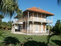 колониальный особняк в Севальёс (Maison coloniale Zevallos)