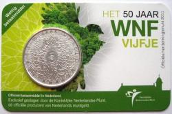 Нидерланды, 2011 (50-лет Всемирному фонду дикой природы)