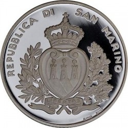 Сан-Марино, 10 евро (10 лет евро)