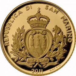 "Сан-Марино, 2011 (""Сокровища Сан-Марино"")"