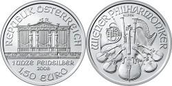 Австрия, 1,5 евро, «Венская филармония»