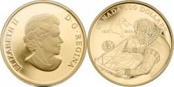 Канада, 100 долларов, «400 лет Компании Гудзонова залива»
