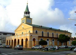 Кафедральный собор Сен Совёр (фр. Cathédrale Saint-Sauveur)