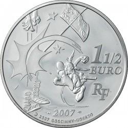 Франция 2007, 1,5 евро, Астерикс (Astérix)