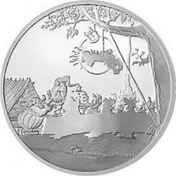 Франция 2007, 1,5 евро, пир