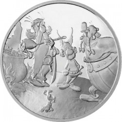 Франция 2007, 1,5 евро, Возвращение с охоты
