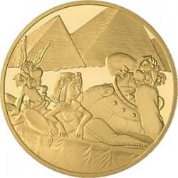 Франция 2007, 20 евро, миссия Клеопатра