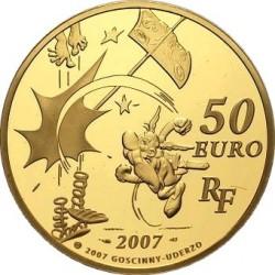 Франция 2008, 50 евро, Астерикс (Asterix)