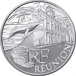 Франция, 10 евро (Реюньон)