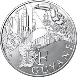 Франция, 10 евро (Французская Гвиана)