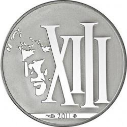 """Франция 2011, 100 евро, XIII (""""Тринадцатый"""")"""