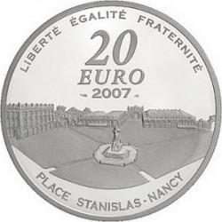 Франция, 2007 (Станислав I Лещинский)