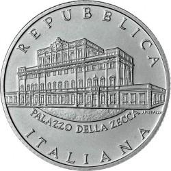 Италия, 5 евро (Palazzo della Zecca)