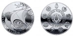 10 евро «20 лет Иберо-Американской серии»