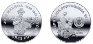 2,5 евро «Жозе Мальоа»