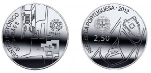 2,5 евро «Гимарайнш — культурная столица Европы»