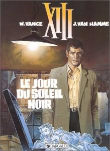 """XIII (""""Тринадцатый""""). обложка первой книги комикса"""