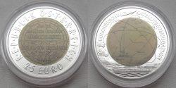 25 euro. Europäische Satellitennavigation