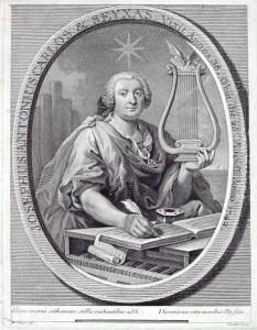 Карлуш Сейшас (литография, гравёр John Daulle (1703-1763), художник неизвестен )
