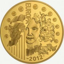 Франция, 2012 (20 лет Еврокорпусу). 200 евро