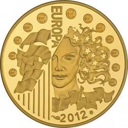 Франция, 2012 (20 лет Еврокорпусу). 50 евро