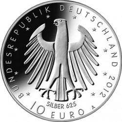 Германия, 10 евро (300 лет со дня рождения Фридриха II)