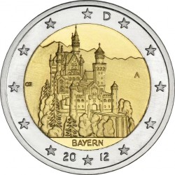 Germany 2012. 2 euro coin