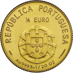0.25 euro Portugal 2012. Carlos Seixas