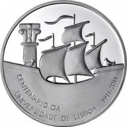 Португалия, 2012 (100 лет Лиссабонскому университету)
