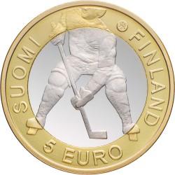 Finland 2012 5euro Icehockey WM
