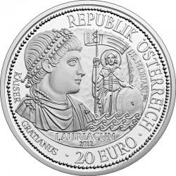 Austria 2012. 20 euro Lauriacum