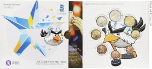 Finland Icehockey WM 2012 SET
