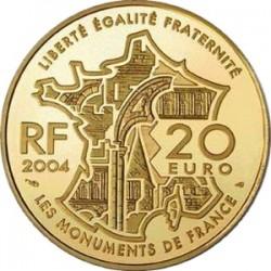 Франция, 2004 (Авиньон) 20 евро