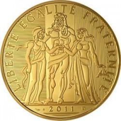 France 2011. 100 euro Hercule